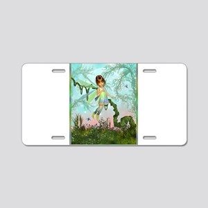 Best Seller Fairy Aluminum License Plate